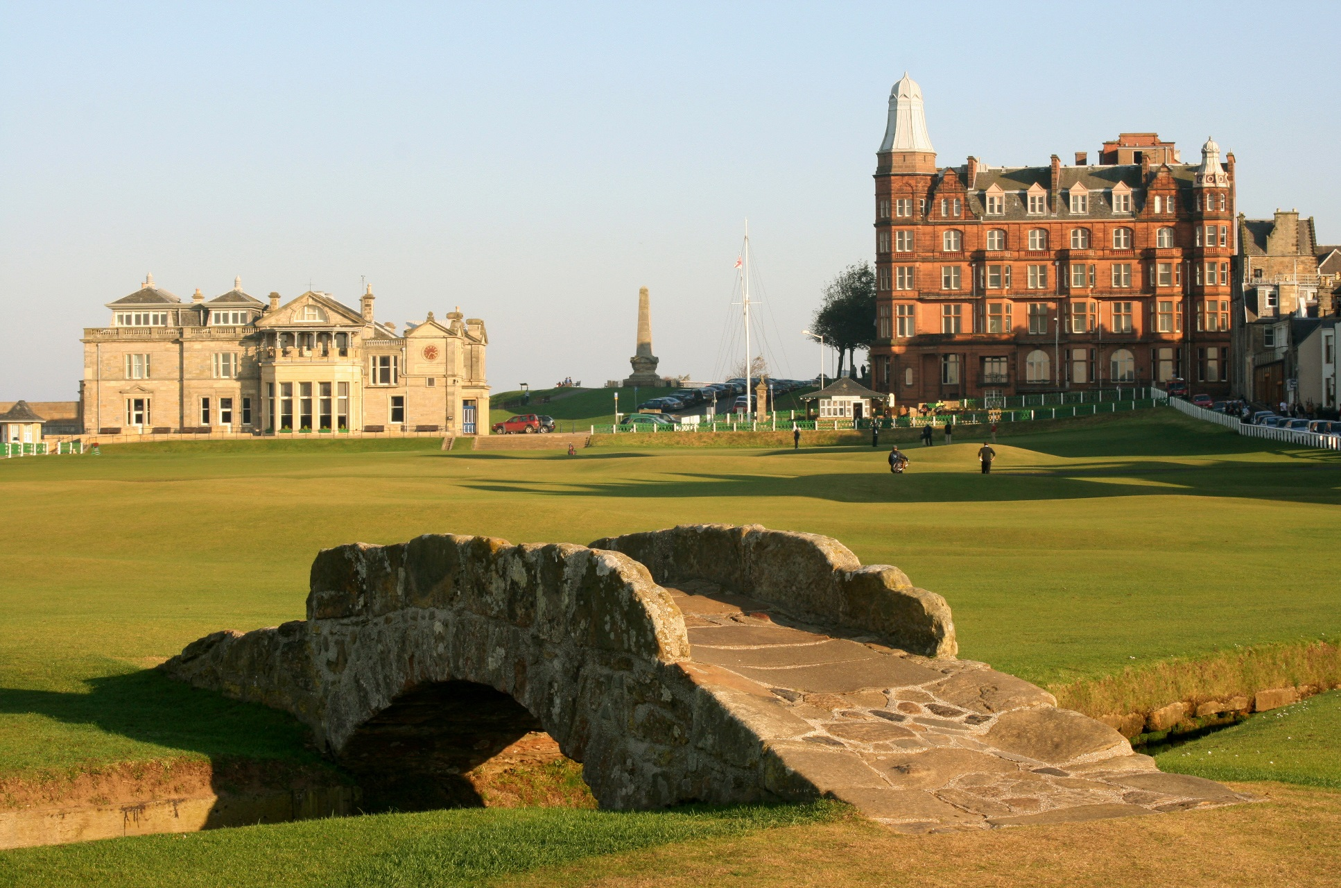 st andrews old course golf