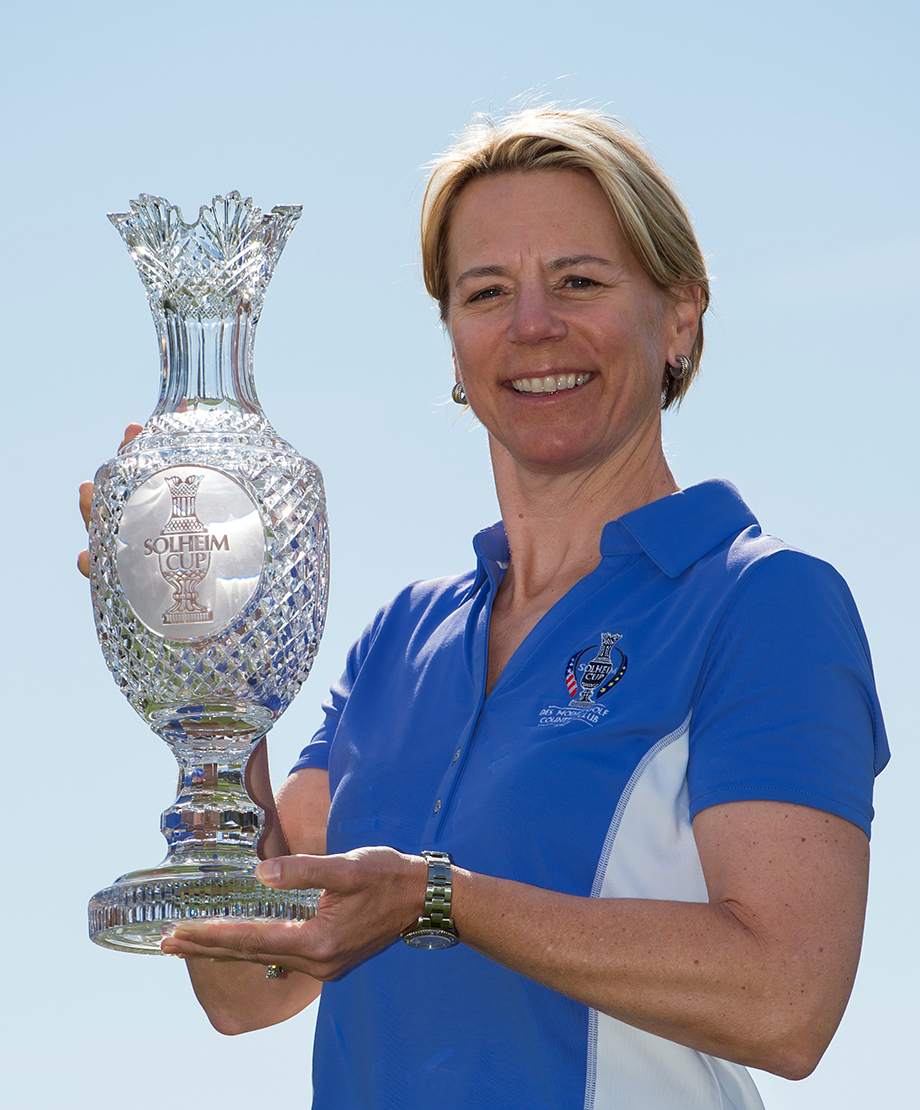 Team Europe prepare for Solheim Cup with 15th Club