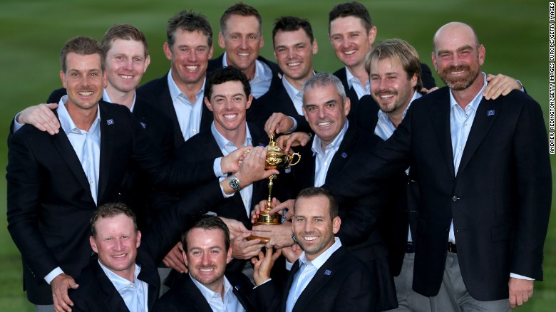Ryder Cup: Europe's secret '15th man'