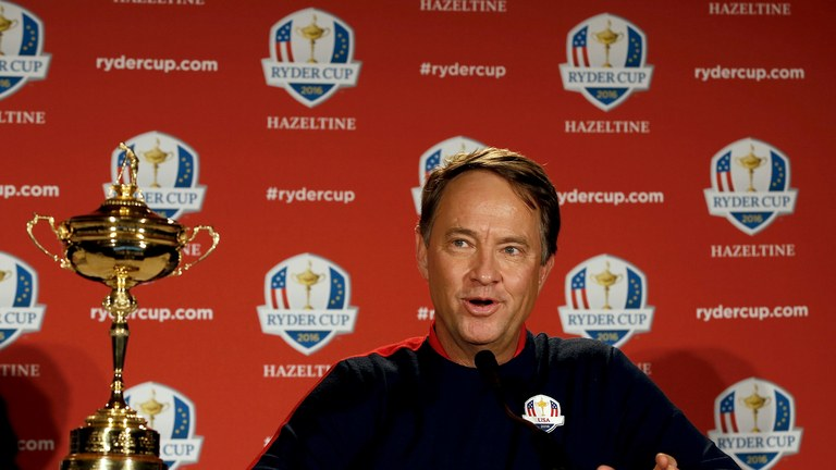 "Davis Love III's use of statistics as Ryder Cup captain could be golf's version of ""Moneyball"""
