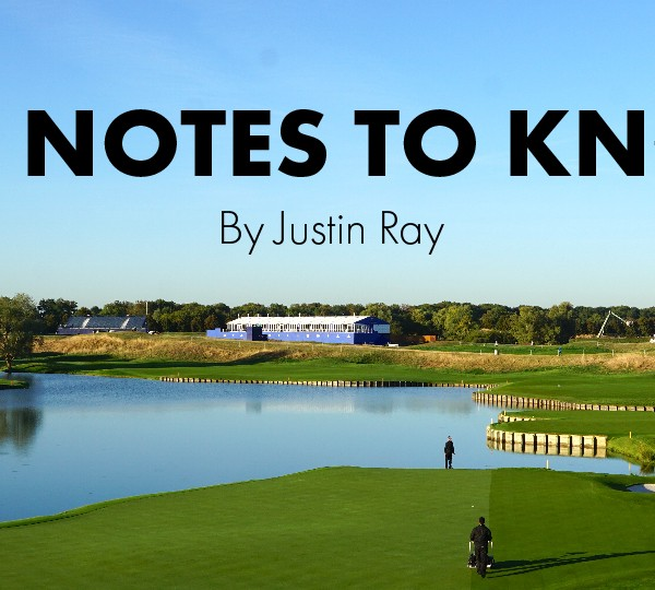 Ten Notes to Know: March 11, 2019