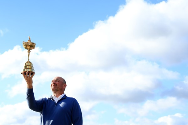 How Thomas Bjørn captained Europe to Ryder cup glory
