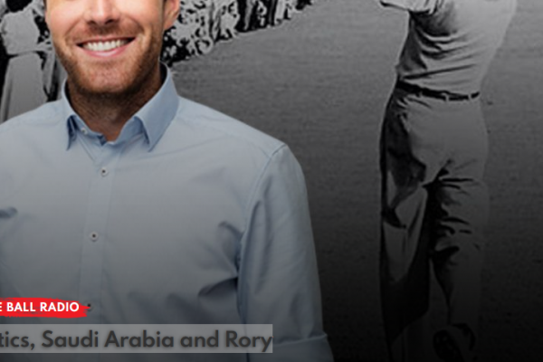 Statistics, Saudi Arabia and Rory