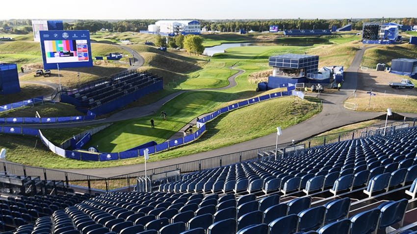 Five things to know about Le Golf National