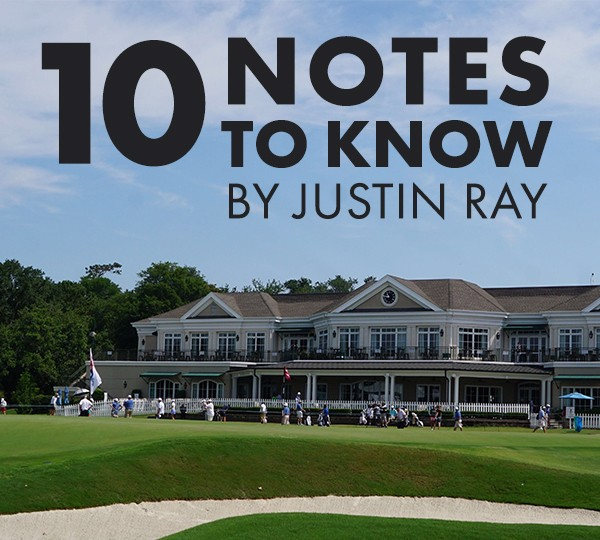 Ten Notes to Know: September 16, 2019
