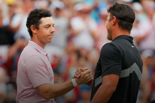Tale of the tape: Rory vs. Brooks for PGA Tour Player of the Year