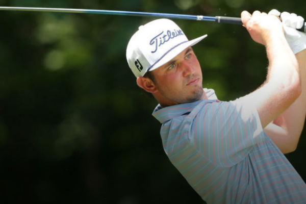 Poston fires 8-under 62 to steal Wyndham Championship title