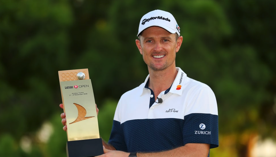 Why is Justin Rose so suited to Turkey?